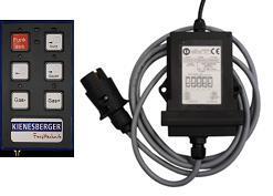 Funkfernsteuerung Standard CAD 6-5R mit Tasten  für elektrohydraulische Seilwinden