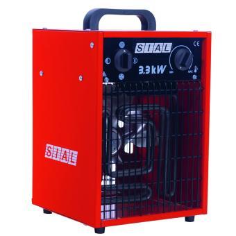EH 33 W Elektroheizer  3.3 kW; 400 m³/h