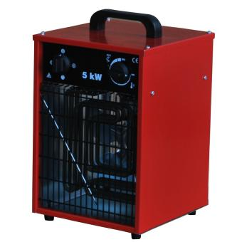 EH 50 D-M Elektroheizer mit Motorstop  5.0 kW; 400 m³/h
