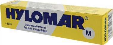 Universaldichtmasse 80g Tube Hylomar - 10 ST  M dauerplastisch -50/+250GradC