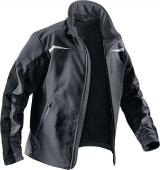 Softshelljacke Weather  Dress Form 1241 Gr.M anthrazit/schwarz 96%