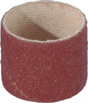Schleifhülsen K.60 D.30xB.20mm Baumwollunterlage - 100 ST  f.NE-Metalle/Kunststoffe