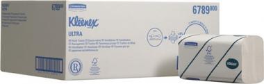Handtuch 2lagig Airflex weiß - 3790 ST / 1 KT  6789 L.210xB.217mm Interfold 2790 Tücher