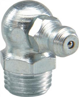 Schmiernippel H3 R1/4 90 Grad 6-kant a.100St. - 100 ST