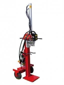 VE09T Vogesenblitz Holzspalter 9to.  E-Motor 4kW/ 380V; mit Zwischentisch