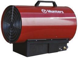 KID 30A Gasheizer  31.2 kW; 750 m³/h; automatische Zündung