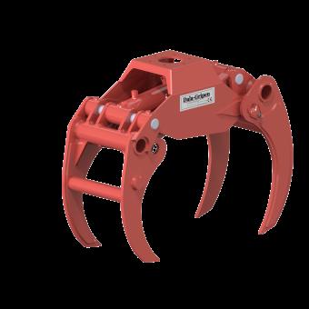 Sit-Right Reisiggreifer DGR25  max. Öffnungsweite 1400mm, Traglast 3500kg