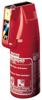 Feuerlöscher f.Kfz 1kg o.Manometer  Brandkl.A/B/C