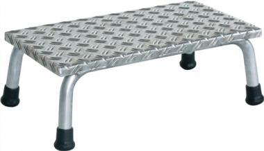 Arbeitspodest Aluminium 1  Stufe Podesthöhe 200 mm