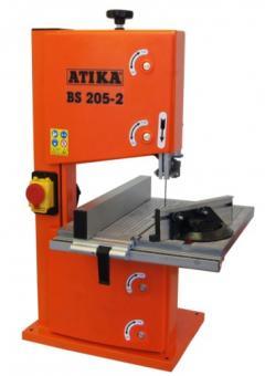 Bandsäge ATIKA BS 205-2 - 1 ST  Wechselstrommotor 250 W