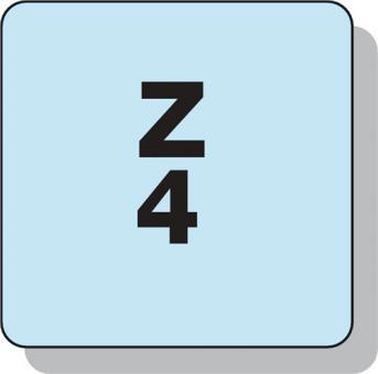 Bordsteinzange Greifbe.  0-400mm Trgf. 150kg Eigeng. 4kg,ZN