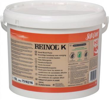 Handwaschpaste Soft Care  REINOL K 10l frei v.hautaggressiven Bestandteilen