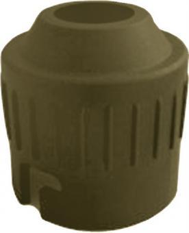 Quellmörteldüse für Kunststoffspritzen,  konisch mit 20 mm Ausgang