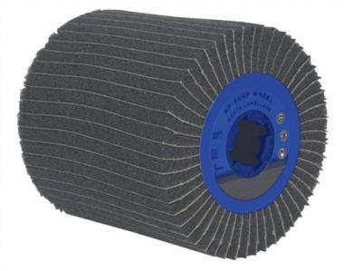 Satinierwalze Kombi K.60 D.100xB.100mm PROMAT  Aufnahme 19mm