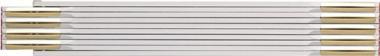 Gliedermaßstab 9042 L.2m - 1 ST  B.16mm mm/cm EG III Buche weiß BMI