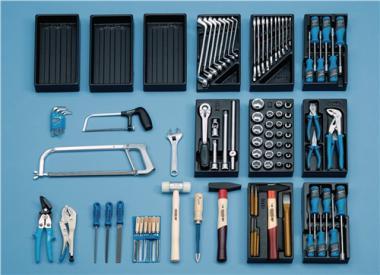 Werkzeugsortiment 100tlg. GEDORE
