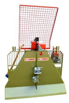 HS 260E Holzknecht Forstseilwinde 6.0to.  elektrohydr. Steuerung