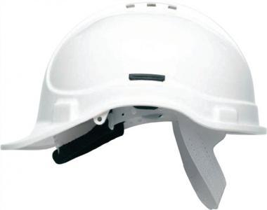 Schutzhelm EN397 Protector Style 300 Elite  belüftet 6-Pkt. EN397 1000V VDE E
