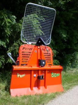 FSW 55M Forstseilwinde 5.5t  mechanisch; Seil 70m/11mm
