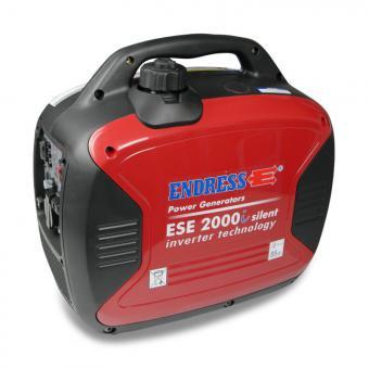 Endress Stromerzeuger ESE 2000i Silent  1,6 kW/230V, synchron IP23 1x230+1x12V