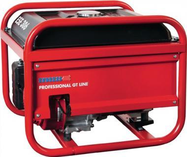 Stromerzeuger ESE 306 HS-GT synchron/2,9kVA/2,6kW  2x230/Benzin/Honda GX200 Endre
