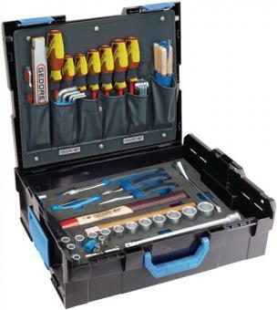 Werkzeugsortiment 58 teilig allg.  Handwerkersortiment in L-Boxx
