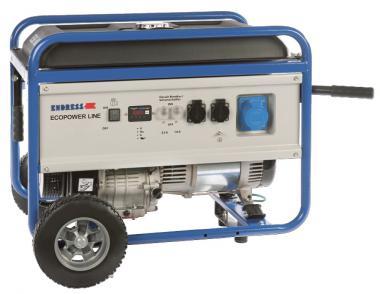 Stromerzeuger ESE 6000 BS  Benzin 5kVA/ 230V/ 21.7A