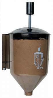 Handwaschpastenspender 2,5l  f.Reinol S/ K H.290xB.140xT.151mm nachfüllbar