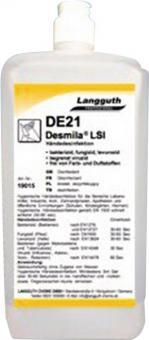 Hände-Desinfektionsmittel Langguth 1 l - 1 ltr / 1 ST  Desmila
