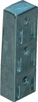 Schwerlast-Verbinder Solid F  Zamak 52 mm BMB