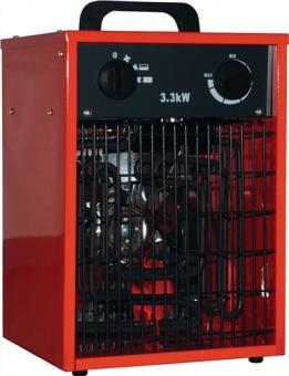 Elektroheizer IFH01-33H 476  m³/h 1,65/3 kW 14,3 A