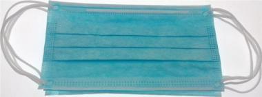 Hygienemaske - 50 Stk / 1 KT  keine Schutzstufe, zum einmaligen Gebrauch