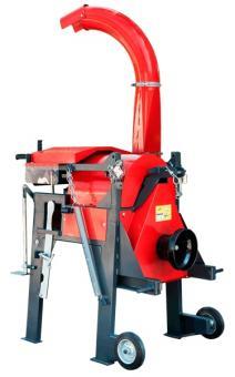 Neuhauser Entrindungsmaschine R4 - 1 Stk  mit Anspitzfunktion, E-Motor 400V/11kW/32A + ZW