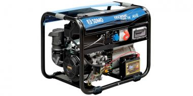SDMO Stromerzeuger Technic 7500 TE  6,5 kW/6,9kVA / 400V/230V, Kohler OHV Benzin