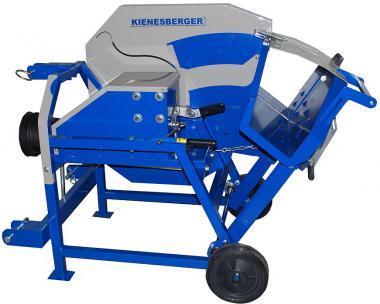 WKS 700Z Kienesberger Wippkreissäge EN1870-6  Zapfwellenantrieb, CR-Sägeblatt