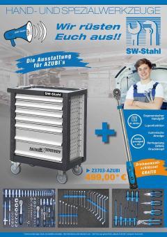 """Werkstattwagen mit 7 Schubladen  incl. 207 tlg. """"Worker Set"""" + Drehmomentschlüssel"""