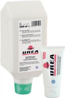 Hautpflegecreme LIGANA UREA - 1 L / 1 ST  2 l silikon-/parfümfrei LIGANA