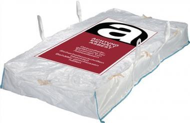 Plattensack Platten-Bag Größe 260x125x30cm  Tragfähigkeit 1000 kg