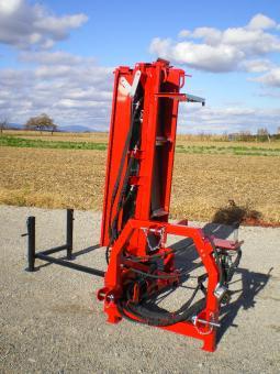 Förderband für Kreissägenanbau - 1 Stk  Antrieb über Schlepperhydraulik