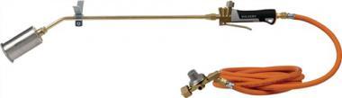 Propananwärmbrennerset HSB  3460-60/850mm m.Druckminderer manuelle Zündung 5m