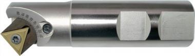 Schaftfräser D.20mm vernickelt TCMT 16T3,  SCMT 1204