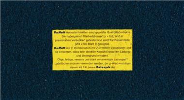Anti-Rutsch-Matte 120x180x8mm aus Granulat  VDI 2700