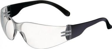 Schutzbrille NOW Daylight Basic PC-Scheibe  klar, EN166 100%UV-Schutz bis 385nm