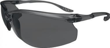 Schutzbrille NOW Daylight One PC-Scheibe  smoke, EN166 100%UV-Schutz bis 385nm