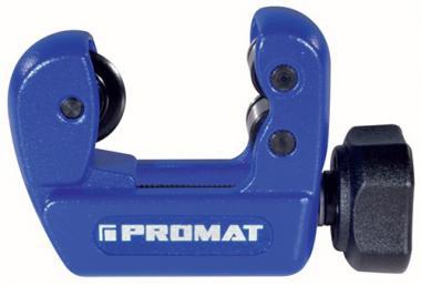 Minirohrabschneider L.50mm 3-30mm Kupferrohr  PROMAT f.1/8-1 1/8Zoll