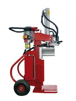 HVE512MDP Horizontal-Vertikalspalter  12to,E-Motor 2.2kW/230V Doppelpumpe,62cm