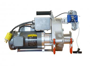 Portable Winch PCT1800/50Hz Hubspillwinde - 1 Stk  max. Zugkraft 820kg; Nennhubkraft 250kg