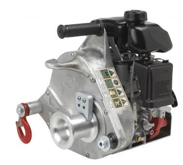 Portable Winch PCW 5000 HS Spillwinde  High Speed max. Zugkraft 350kg