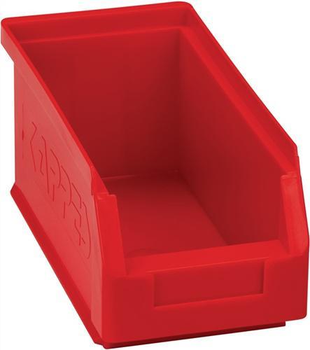 Sichtlagerkasten Gr.5 rot