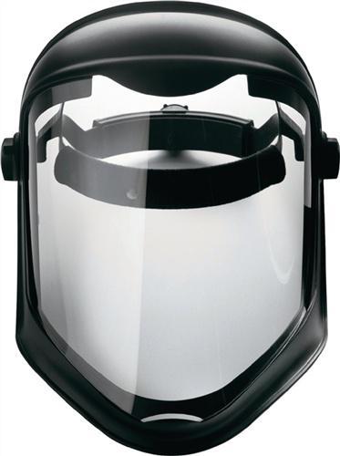 Gesichtsschutzschirm Bionic EN166 m. PC-Scheibe